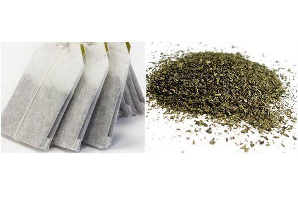 Các công đoạn sản xuất trà túi lọc