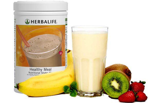 Bột dinh dưỡng herbalife giúp giảm cân