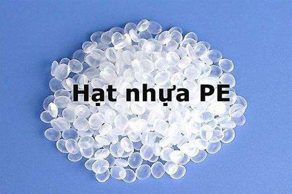 Trong các loại nhựa nguyên sinh hiện nay, nhựa PE chính là một trong những nguyên liệu an toàn nhất