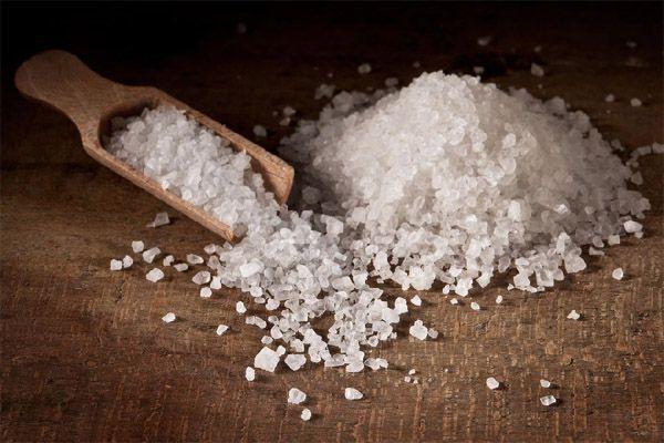 Muối biển nguyên chất là loại muối khá nhiều công dụng