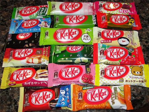 Kẹo KitKat đóng gói