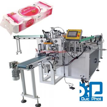 Máy đóng gói giấy cuộn